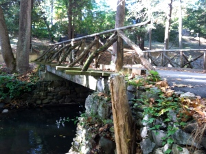 Fake Headless Horseman Bridge