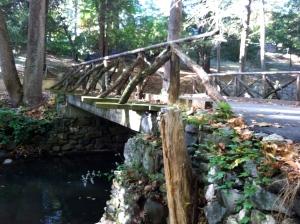 Fake Headless Horseman Bridge